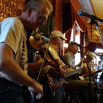 Blue Moon Ramblers playing at Diamond Belle Saloon, Strater Hotel, Durango, CO 6/3/2018 7:12PM thumbnail