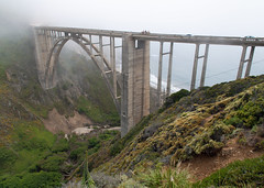 Bixby Bridge (Christopher Lane Photography) Tags: sanfrancisco bay ocean yosemite alcatraz beauty vacation family bigsur falls water seals park sequoia pacific california monterey kingscanyon flowers redwood bixby