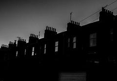 Rooftops (MiguelHax) Tags: blackandwhite bw wb monochrome noiretblanc blackwhite silhouette skipton yorkshire