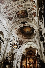 Church of St. Maria Rotunda (Strunkin) Tags: vienna austria dominican church st maria rotunda