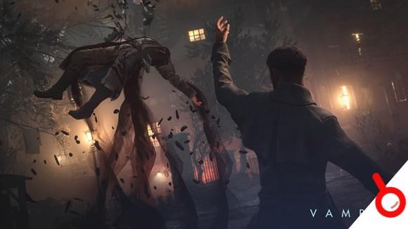《吸血鬼》上市一個月全平台銷量接近50萬份