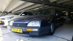 Citroën CX 25 TRI Break Automatic (Skylark92) Tags: nederland netherlands holland northholland noordholland amsterdam new nieuw west slotervaart citroën cx 25 tri break automatic u9 24ldjp 1989