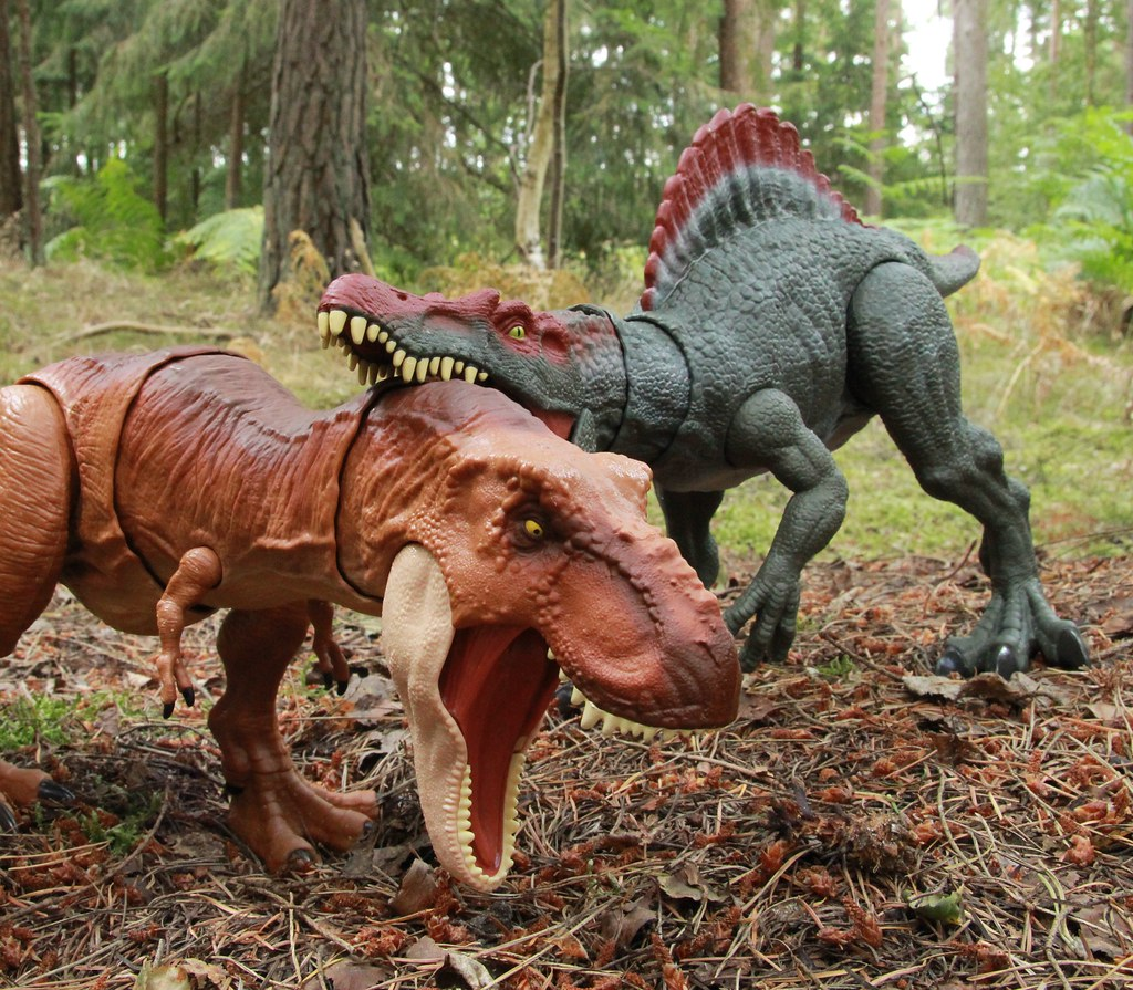 The World's Best Photos Of Jurassic And Toys