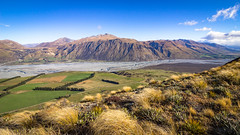 Peak Hill, Lake Coleridge, South Island, New Zealand (emjay569) Tags: new zealand canterbury south island peak hill mountains lake coleridge landscape nature hiking