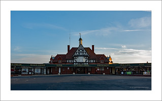 Lytham-St-Annes Pier