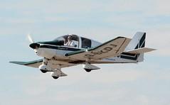 G-BKDK (goweravig) Tags: gbkdk visiting aircraft robin dauphin dauphin80 swansea wales uk swanseaairport