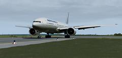 [P3Dv4] Air France 777 (Sam TH Millar) Tags: prepar3d air france airfrance boeing 777 777200 777300 aviation jet aircraft