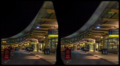 Toronto Pearson International Airport 3-D / CrossEye / Stereoscopy / HDRaw (Stereotron) Tags: toronto to tdot hogtown thequeencity thebigsmoke torontonian pearson international airport flughafen architecture contemporary modern urban north america canada province ontario cross eye view xview crosseye pair free sidebyside sbs kreuzblick bildpaar 3d photo image stereo spatial stereophoto stereophotography stereoscopic stereoscopy stereotron threedimensional stereoview stereophotomaker photography picture raumbild twin canon eos 550d remote control synchron kitlens 1855mm 100v10f tonemapping hdr hdri raw availablelight