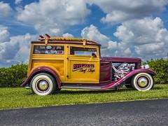 Woody 07a (Bob Kolton Photography) Tags: automotive autos automobiles antique bobkoltonphotography bradenton cars car classiccars classic hdr hotcars kolton koltonimaging ford woody woodywagon