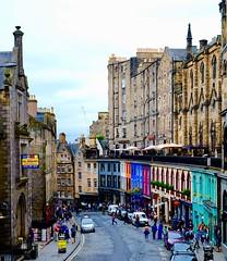 Victoria Street, Edinburgh (joanneclifford) Tags: scotland edinburgh oldtown victoriastreet