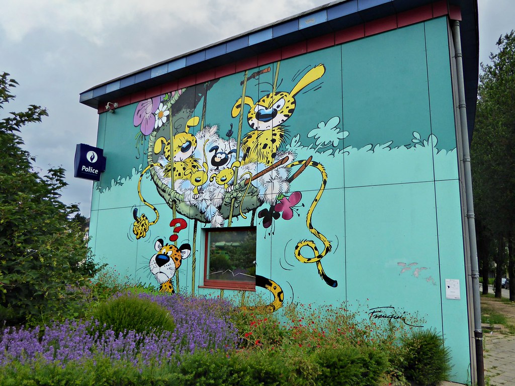 The World S Best Photos Of Brussels And Marsupilami Flickr Hive Mind