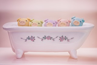 169/365 : Bath Time