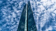 Sky and Skycraper in Boston, Massachusetts - USA - 0143 (Jorge A Miguel) Tags: boston massachusetts estadosunidos us