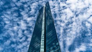 Boston - Sky and Skycraper - 0143