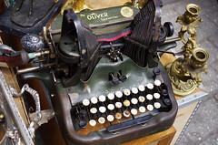 VINTAGE OLIVER TYPEWRITER (Vasiman) Tags: typewritter vintage pentaxk5d pentax asahi takumar takumar35mm pentaxk5 pentaxdslr pentaxart pentaxflickraward