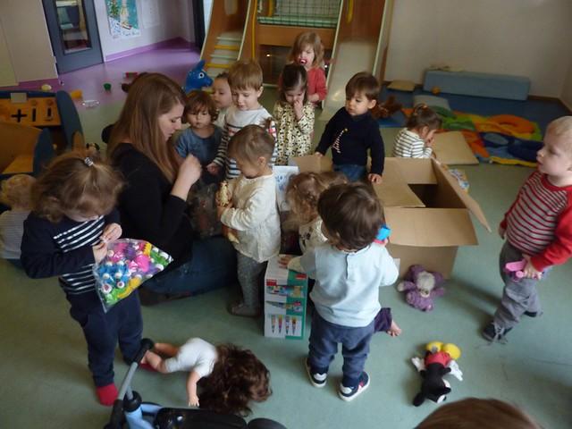 Photo 1 - Nouveaux jeux et jouets au multi-accueil