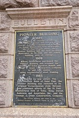 Pioneer Building, St. Paul, MN (Robby Virus) Tags: stpaul minnesota mn saint paul pioneer press building nation al register historic places nrhp skyscraper architecture solon spencer beman architect