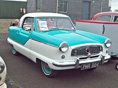 1 Austin Metropolitan Hardtop Series III (1957) (robertknight16) Tags: austin british 1950s metropolitan bmc nash amc hudson seighford pmr884