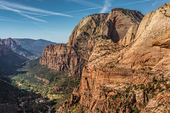 Utah - Zion National Park (tom_stromer) Tags: usa zion national park nikon d7200 canyon angels landing view red stone