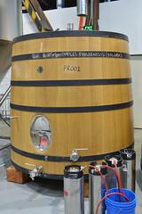 Almanac Brewing (urbanists) Tags: alameda spur beer brewery brewing tour sours malt ale saison factory casks barrels
