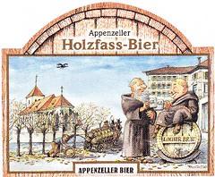 Switzerland - Brauerei Locher AG (Appenzell) (cigpack.at) Tags: appenzell brauerei locher ag appenzeller holzfassbier switzerland schweiz bier beer brewery label etikett bierflasche bieretikett flaschenetikett