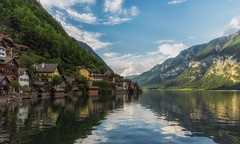 In The Silence Of My Heart (Anna Kwa) Tags: hallstatt austria reflections annakwa nikon d750 2401200mmf40 my love silence always seeing heart soul throughmylens pure life earth destiny journey round fate travel world inthesilence
