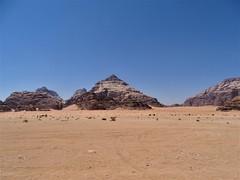 Wadi Rum (100) (pensivelaw1) Tags: jordan desert crags wadirum trains middleeast asia rockformations aqaba