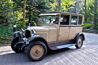 Citroën B12 Conduite Interieure 1925 (5710)