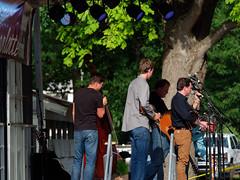 The Journeymen (joeldinda) Tags: charlottebluegrassfestival bluegrass band omd em1ii 2018 stage 4155 june theradiators journeymen tree olympus em1 omdem1mkii