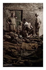 """Task Force """"Booth"""", 52nd Armored Inf. December 1944: HQ Part 1A (imageworxnl) Tags: wwii ww2 imageworx marcel bahnen reenactment battle bulge ardennes 1944 history"""