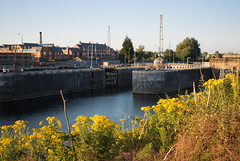 Latchford locks 05 jul 18 (Shaun the grime lover) Tags: warrington summer water manchestershipcanal latchford locks cheshire
