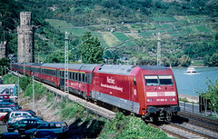 EuroCity nach Wien (TGr_79) Tags: rhein 101 locomotive train germany deutschland