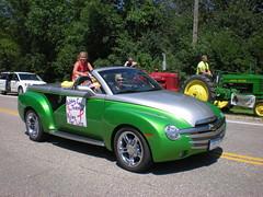 Evansville Parade