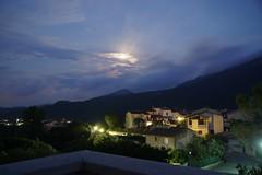 Bellevue III (GLOBI ۞ FUZZI) Tags: mountain berge bellevue esterel saintjeandecannes balkon terrasse blauestunde france frankreich südfrankreich urlaub urlaub2018 coteazur