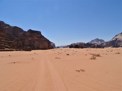 Wadi Rum (67) (pensivelaw1) Tags: jordan desert crags wadirum trains middleeast asia rockformations aqaba
