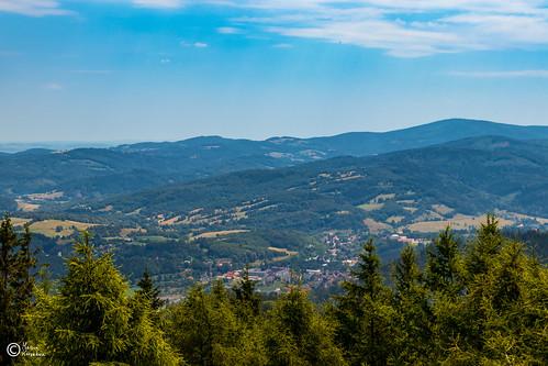 Widoki z Góry Borowej-8
