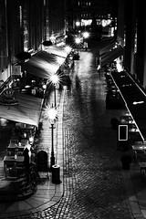 (Px4u by Team Cu29) Tags: kopfsteinpflaster strase leute passanten fusgänger cafe strasenlaterne tische stühle dresden altstadt nacht