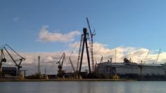 Finland - Meyer Turku Shipyard (engels_frank) Tags: meyer turku shipyard