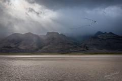 The Steens (Gary Randall) Tags: gar12772 oregon alvorddesert playa steens thesteens steensmountains mountain storm crepuscularrays cloudsstorm easternoregon