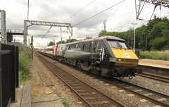 91110 Alexandra Palace (localet63) Tags: lner class91 91110 alexandrapalace 1s15 londonnortheasternrailway