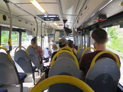 Buss 50 på Smörgatan i Kallebäck i Göteborg 30 maj 2018 (biketommy999) Tags: buss bus sverige sweden biketommy999 biketommy göteborg 2018 västtrafik kallebäck