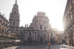 (Fernando Crego) Tags: murcia catedral cathedral sunlight amanecer dawn summer verano xt2 fujifilm 23mm