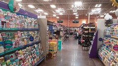 Wine Department (Retail Retell) Tags: lakeland tn kroger former schnucks architecture exterior design picture window us hwy 64 2011 relocation 2012 bountiful décor remodel expansion 2013 shelby county retail
