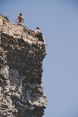 Ascending (zède) Tags: malta malte sea mediterranean