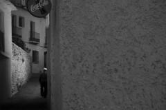 Coca-Cola (Miguel Ángel López Gil) Tags: panasonicgx7 alpujarras pueblo granada panasoniclumix1235mm blackwhite blanconegro
