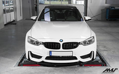 BMW M3 F80 with Sterckenn front splitter (www.amj-performance.pl) Tags: bmw m3 f80 sterckenn front splitter amj amjperformance poland