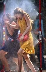 """1-water-frame-D75_9943-LR6-md2 (John """"Igor S."""" Moffitt) Tags: ais 200mm f4 water drops frame girls"""