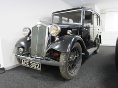 1934 WOLSELEY NINE (#1717) (geccove) Tags: ace 382 black pre war