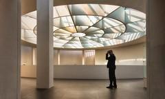 In contemplation (ramerk_de) Tags: hdr museum rotunde light munic bavaria architecture