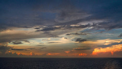 Awesome Skyline (Johnnyvacc) Tags: cruiseship sky morning radiance cruise phuket thialand
